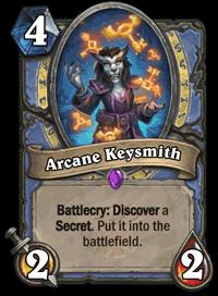 Arcane Keysmith