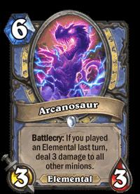 Arcanosaur
