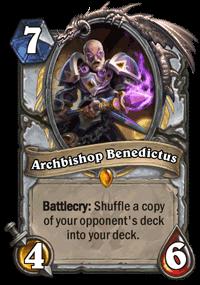 Archbishop Benedictus