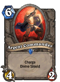 Argent Commander