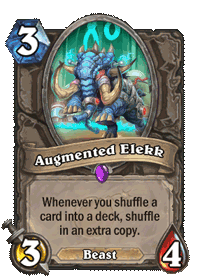 Augmented Elekk