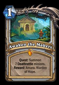 Awaken the Makers