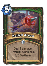 Baited Arrow