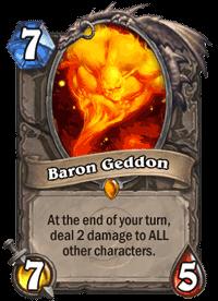 Baron Geddon