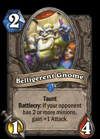 Belligerent Gnome