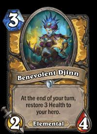 Benevolent Djinn