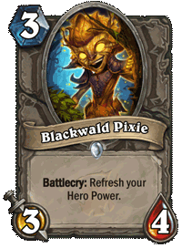 Blackwald Pixie