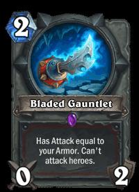 Bladed Gauntlet