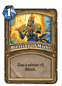 Blessing of Might