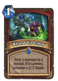 Blood To Ichor