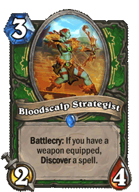 Bloodscalp Strategist