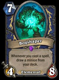 Bogshaper
