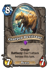 Charged Devilsaur