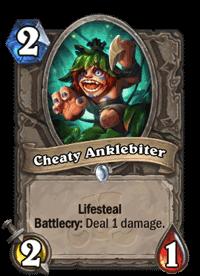 Cheaty Anklebiter