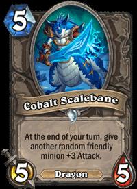 Cobalt Scalebane