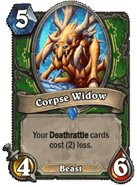 Corpse Widow
