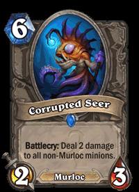 Corrupted Seer