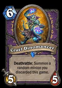Cruel Dinomancer