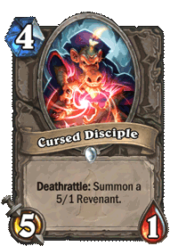 Cursed Disciple