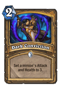 Dark Conviction