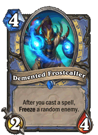 Demented Frostcaller