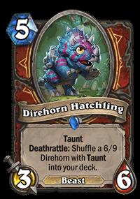 Direhorn Hatchling