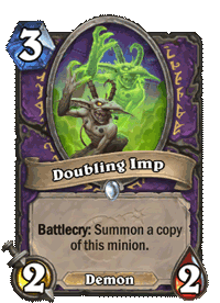 Doubling Imp