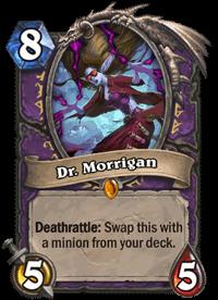 Dr. Morrigan