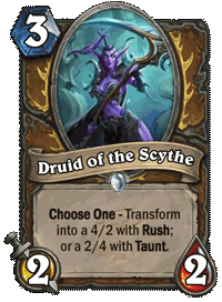 Druid of the Scythe
