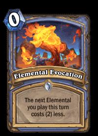 Elemental Evocation