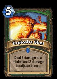 Explosive Shot