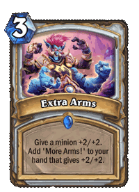 Extra Arms