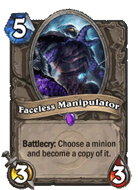 Faceless Manipulator