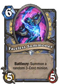 Faceless Summoner