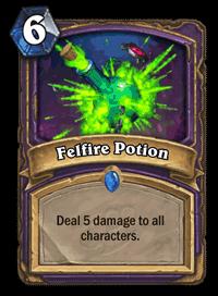 Felfire Potion