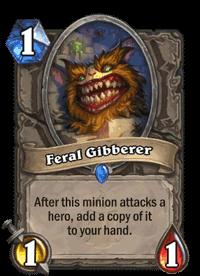 Feral Gibberer