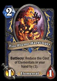 Fire Plume Harbinger