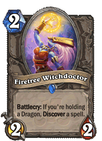 Firetree Witchdoctor