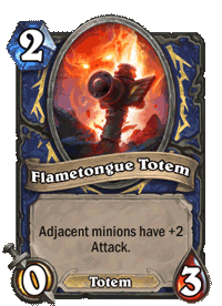 Flametongue Totem