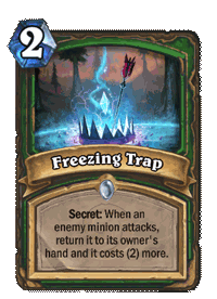 Freezing Trap