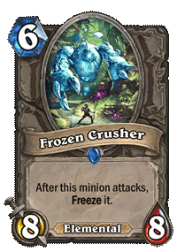 Frozen Crusher