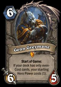 Genn Greymane