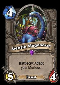 Gentle Megasaur