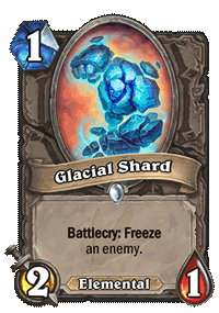 Glacial Shard