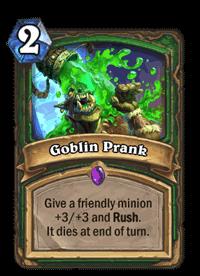 Goblin Prank