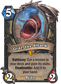 Gral, the Shark