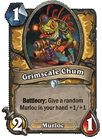 Grimscale Chum