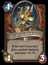 Grimy Gadgeteer