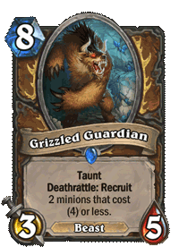 Grizzled Guardian