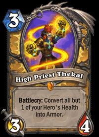 High Priest Thekal